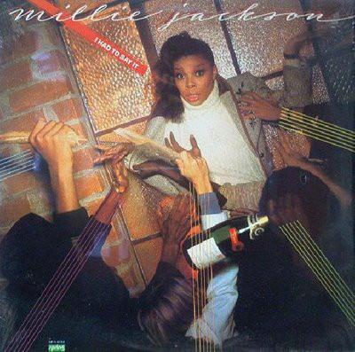Jackson, Millie I Had To Say it Vinyl