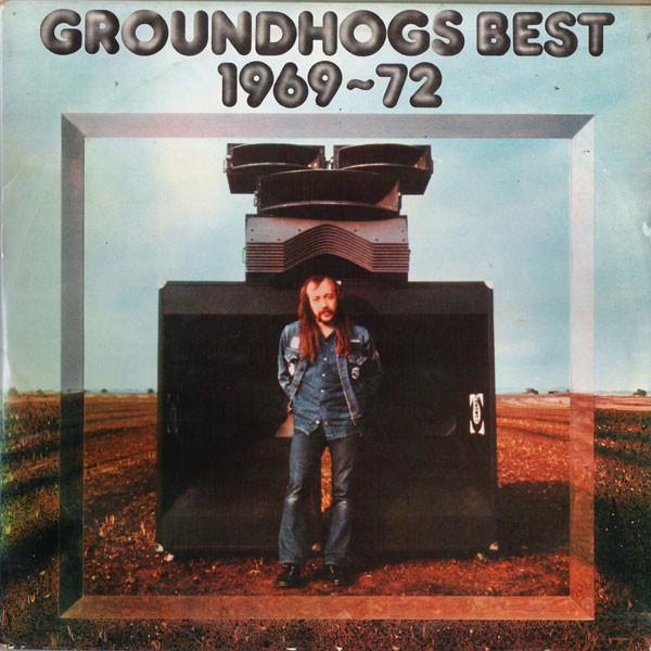 Groundhogs Groundhogs Best 1969-72 Vinyl