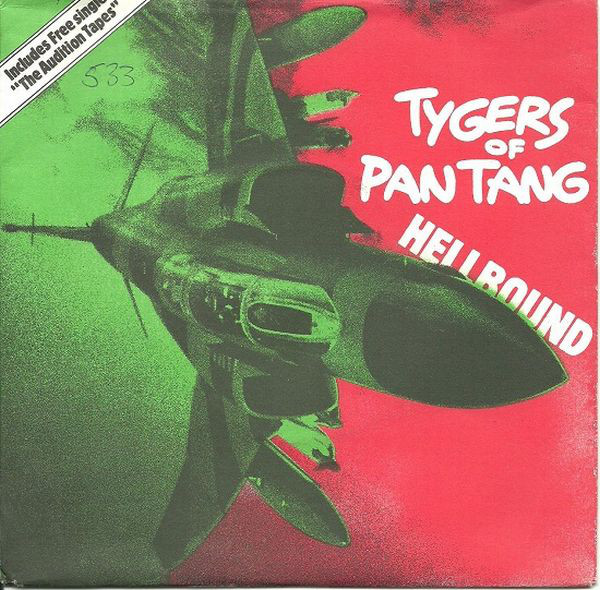 Tygers Of Pan Tang Hellbound