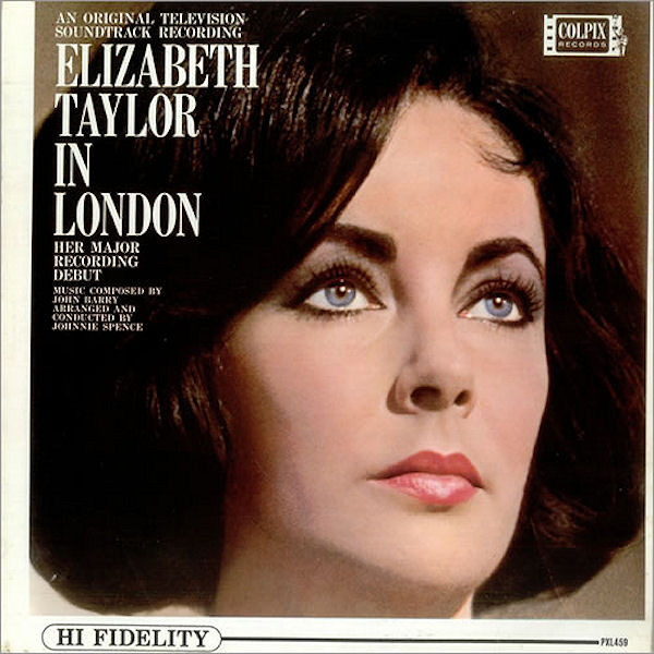Taylor, Elizabeth Elizabeth Taylor In London