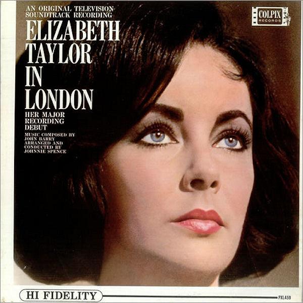 Taylor, Elizabeth Elizabeth Taylor In London Vinyl