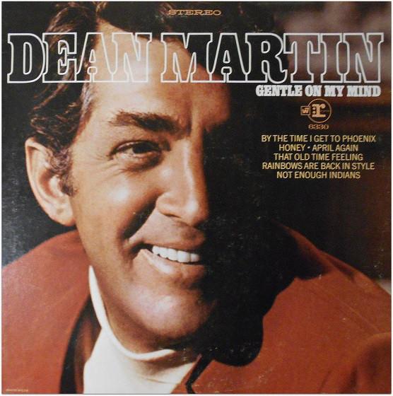 Dean Martin Gentle On My Mind Vinyl