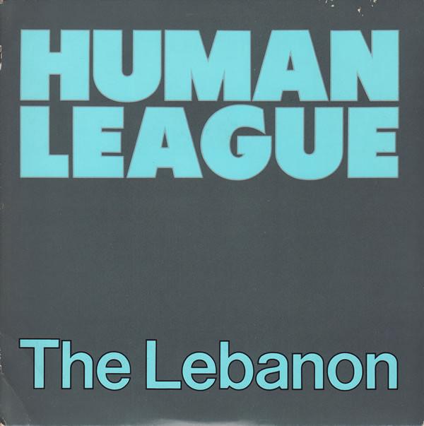 Human League The Lebanon