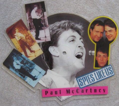 Paul McCartney Spies Like Us Vinyl