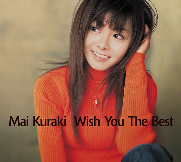 Kuraki, Mai Wish You The Best CD