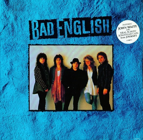 Bad English Forget Me Not Vinyl