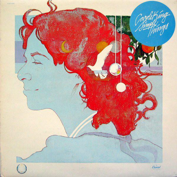 King, Carole Simple Things Vinyl