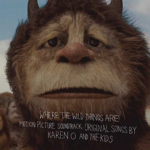 Karen O And The Kids Where The Wild Things Are Motion Picture Soundtrack