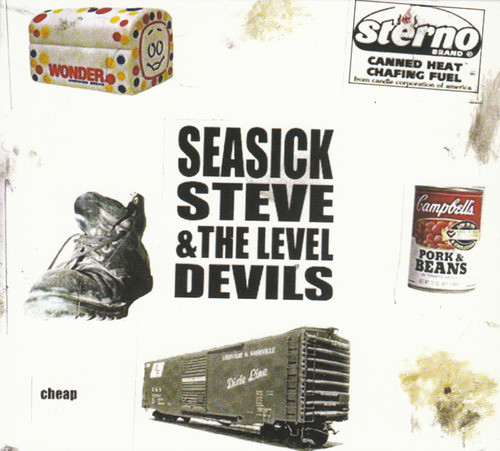 Seasick Steve & the Level Devils Cheap Vinyl