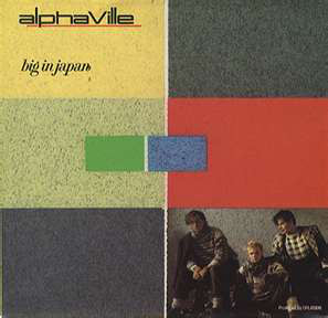 Alphaville Big In Japan Vinyl