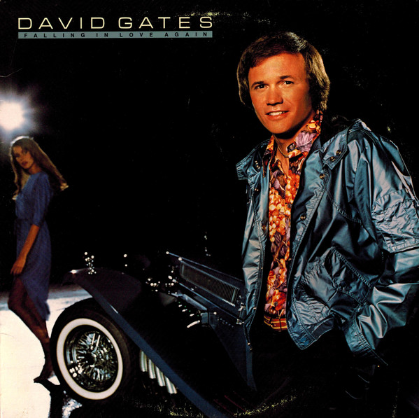 Gates, David Falling In Love Again Vinyl