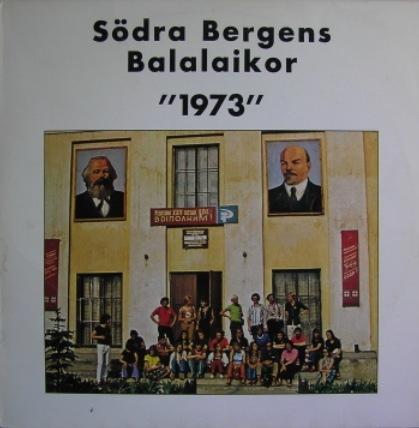 Sodra Bergens Balalaikor  Balalaikor '1973'