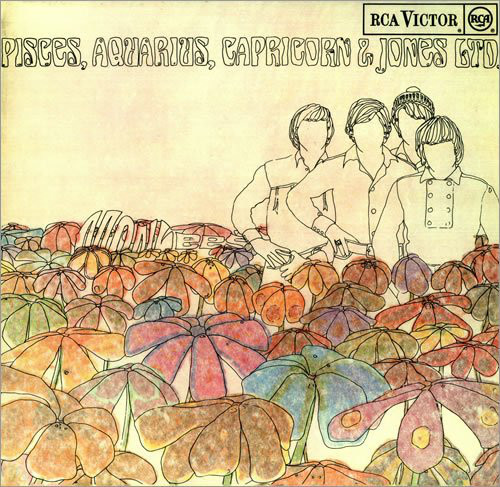 Monkees (The) Pisces Aquarius Capricorn & Jones Ltd