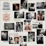 Manic Street Preachers  P.C.P / Faster  Vinyl