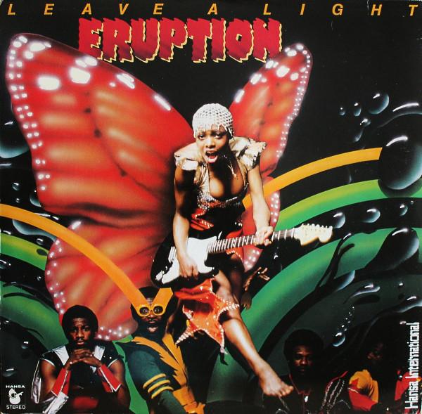 Eruption Leave A Light