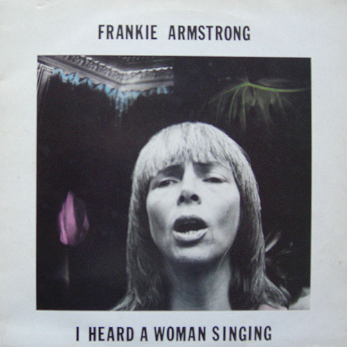 Armstrong, Frankie I Heard A Woman Singing Vinyl