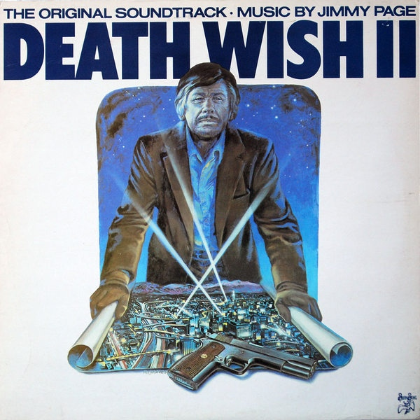 Page Jimmy Death Wish II Vinyl