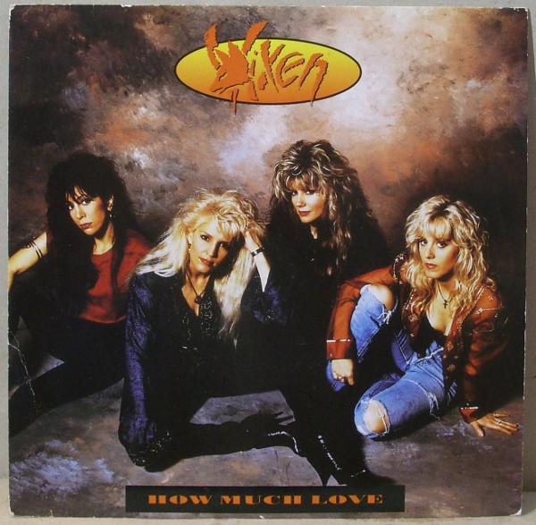 Vixen How Much Love Vinyl
