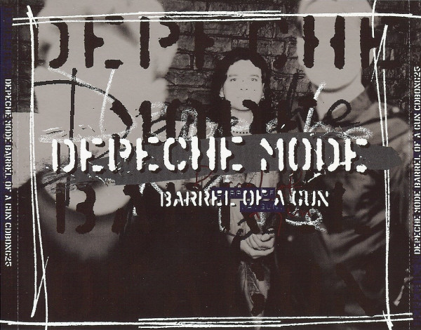 Depeche Mode Barrel Of Gun