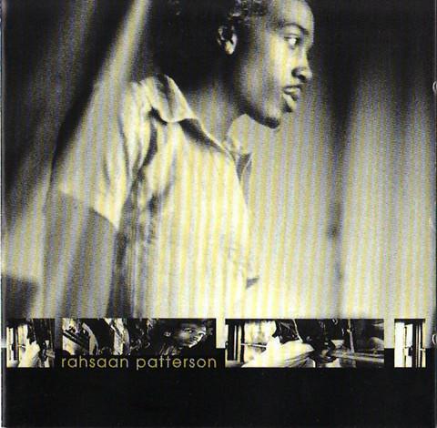 Patterson, Rahsaan Rahsaan Patterson Vinyl