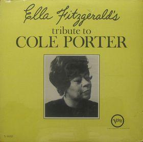 Fitzgerald, Ella Ella Fitzgeralds Tribute To Cole Porter