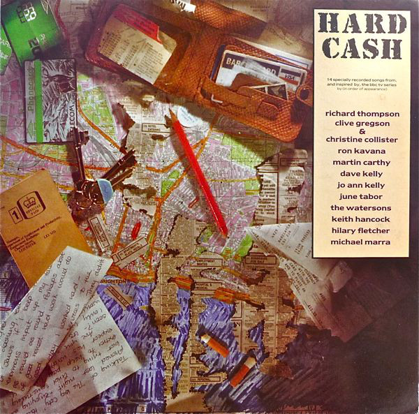 Various Hard Cash Vinyl