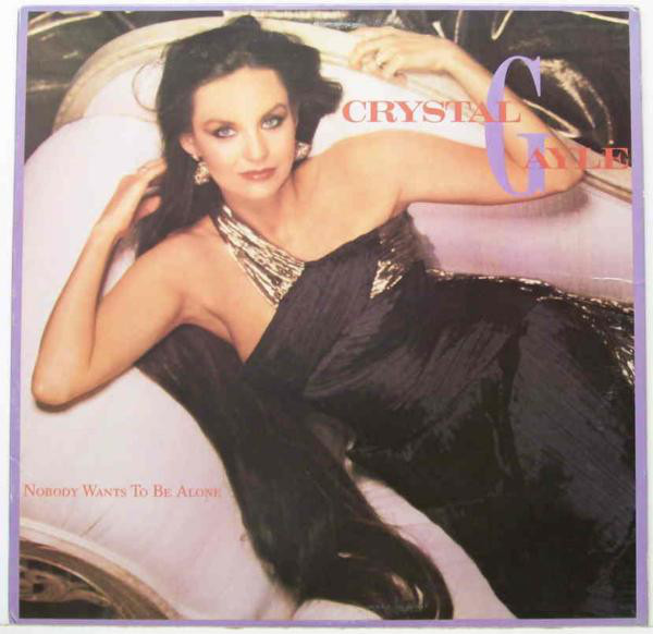 Gayle, Crystal Nobody Wants To Be Alone Vinyl