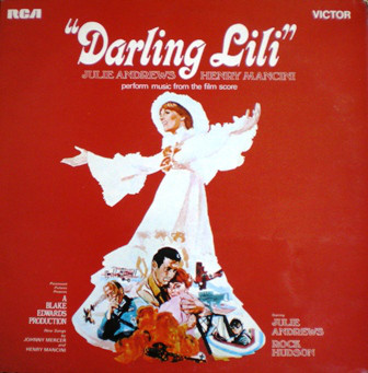 Henry Mancini Darling Lili - Soundtrack