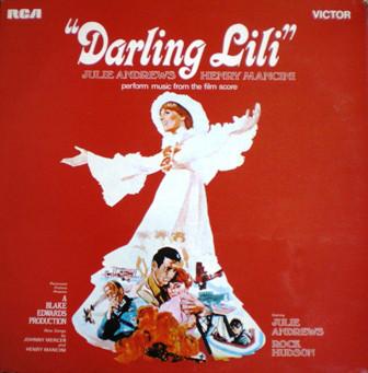 Julie Andrews & Henry Mancini Darling Lili Vinyl