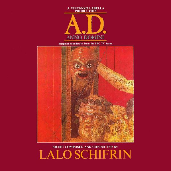 Lalo Schifrin A.D. — Anno Domini