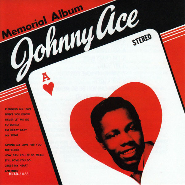 Ace, Johnny Memorial Album CD
