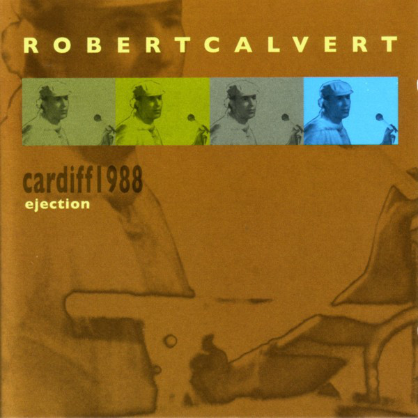Calvert, Robert Cardiff 1988: Ejection