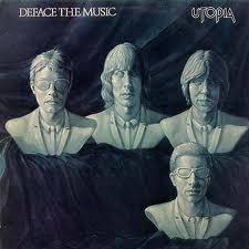 Utopia Deface The Music Vinyl