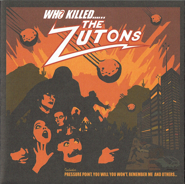 Zutons (The) Who Killed...... The Zutons? CD