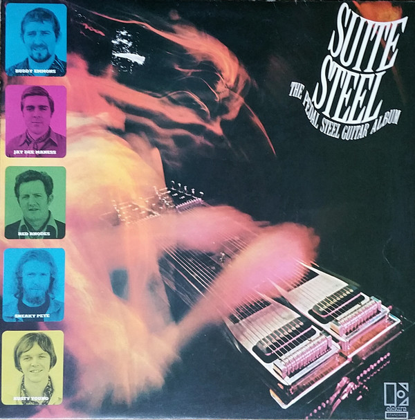 Various Suite Steel - The Pedal Steel Guitar Album