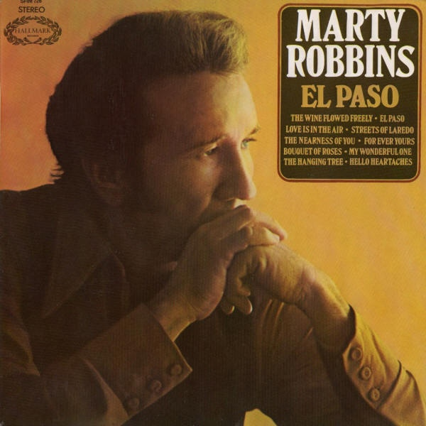 Robbins, Marty  El Paso
