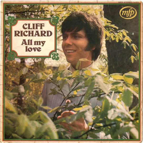 Richard, Cliff All My Love