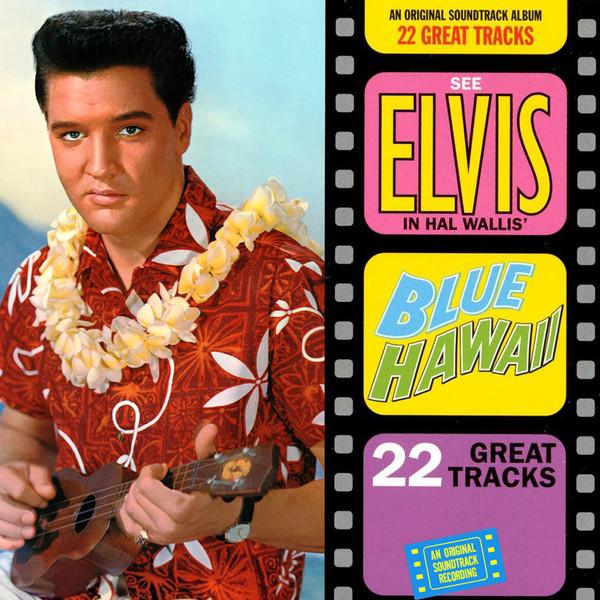 Presley, Elvis Blue Hawaii Vinyl