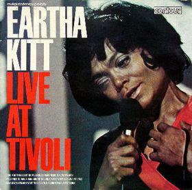 Kitt, Eartha Live At Tivoli