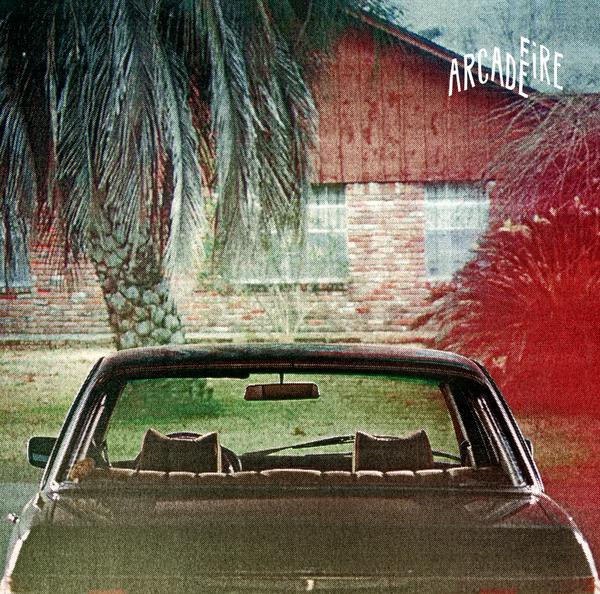 Arcade Fire The Suburbs Vinyl