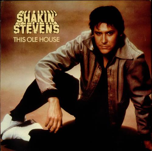 Shakin' Stevens This Ole House Vinyl