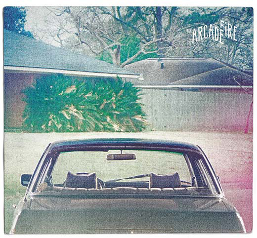 Arcade Fire The Suburbs