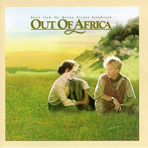Out Of Africa Motion Picture Soundtrack Vinyl
