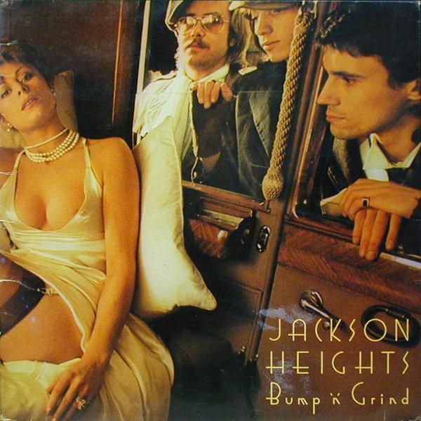 Jackson Heights Bump 'N' Grind Vinyl