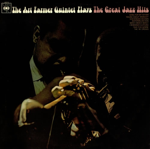 Art Farmer Quintet The Great jazz Hits