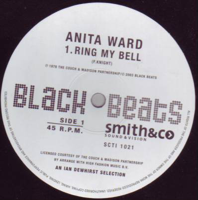 Anita Ward / Carol Jiani Ring My Bell / Hit & Run Lover