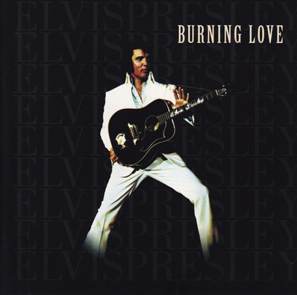 Presley, Elvis Burning Love CD