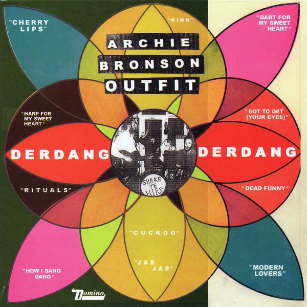 Archie Bronson Outfit Derdang Derdang CD