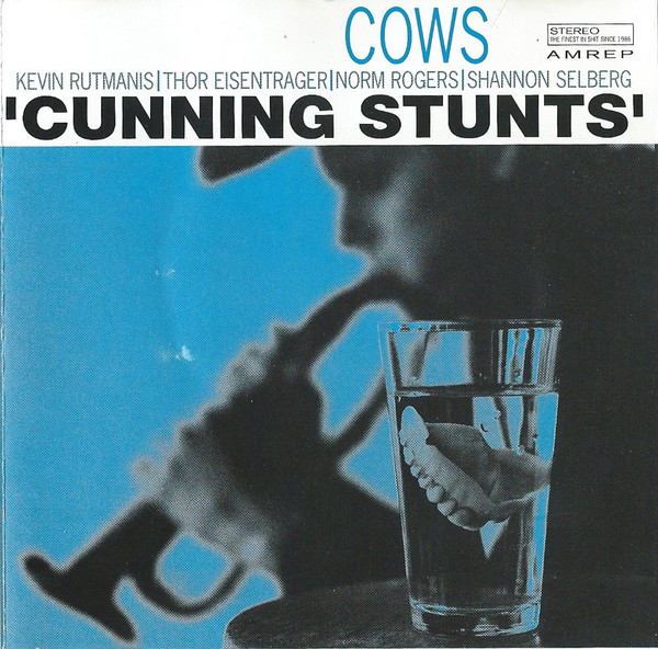 Cows Cunning Stunts CD