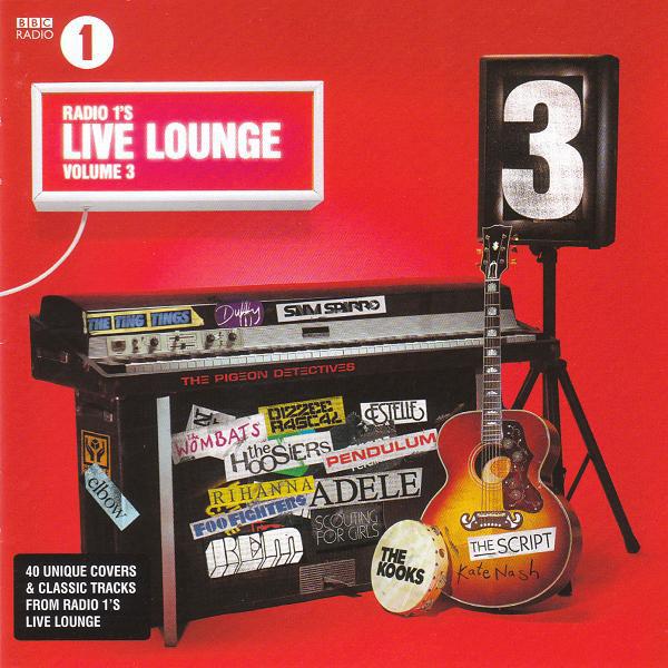 Various Radio 1's Live Lounge Volume 3 CD